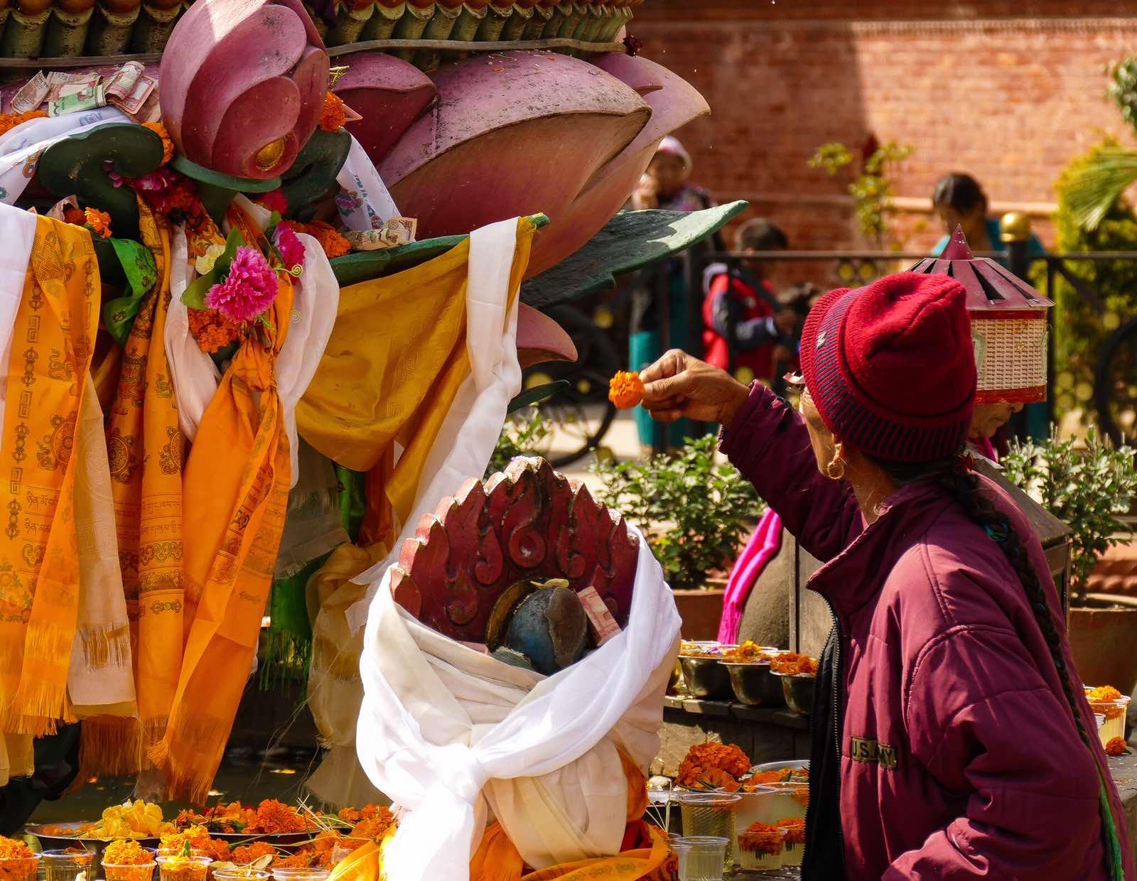 THE FESTIVALS OF NEPAL