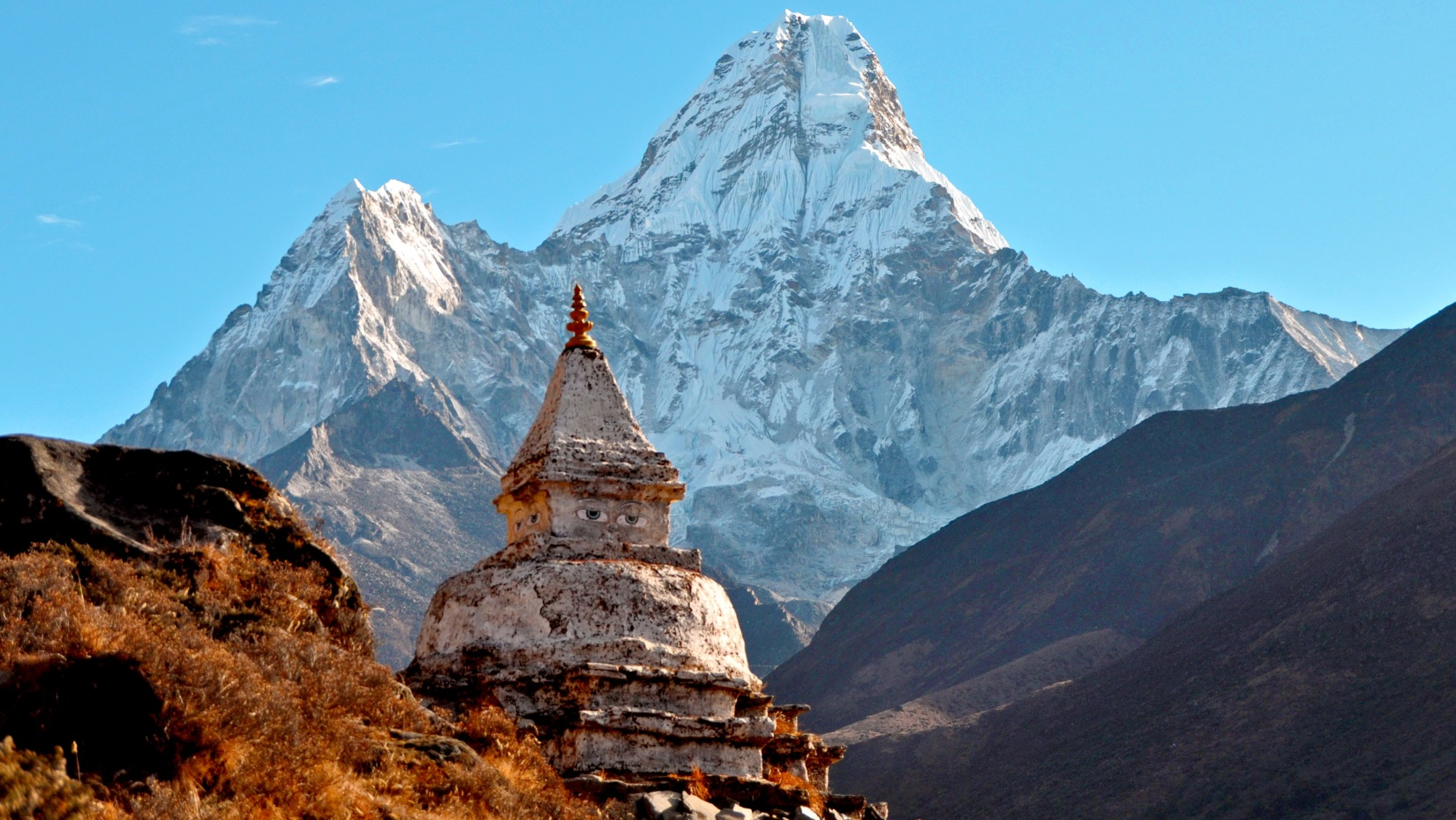 AMA DABLAM EXPEDITION 6814 M