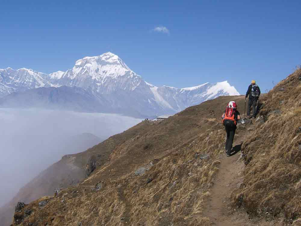 VILLAGE TREK BETWEEN ANNAPURNAS & DHAULAGIRI
