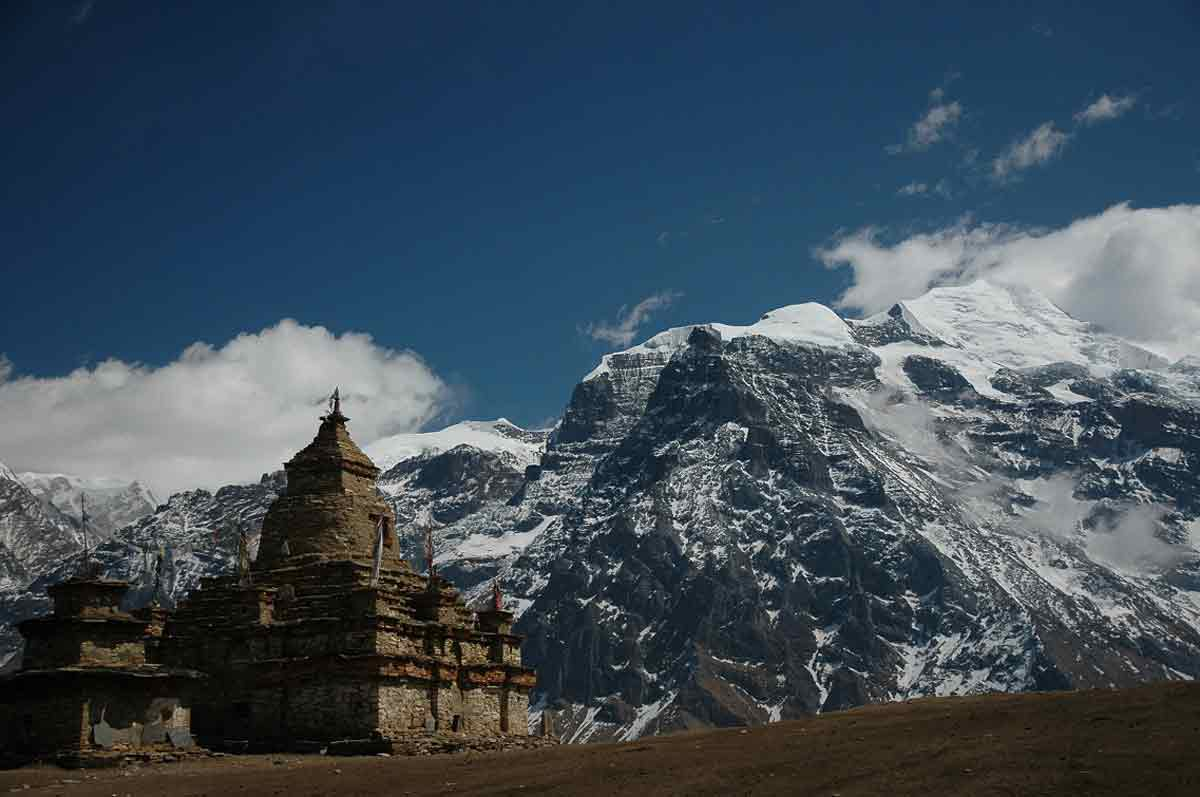 ANNAPURNA CIRCUIT VIA NAAR PHU VALLEY - TILICHO & THORONG LA