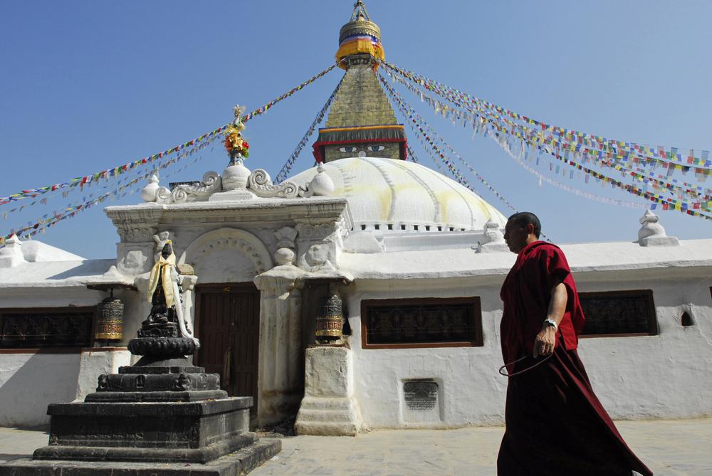Katmandou rencontres